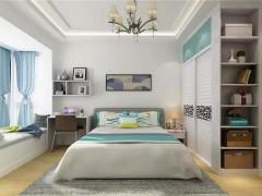 全屋定制卧室衣柜如何布局?
